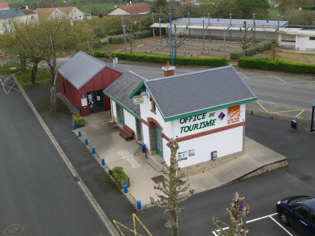 Infos pratiques h tel notre dame de monts en vend e 85 h tel restaurant l 39 or e du bois - Office de tourisme de notre dame de monts ...